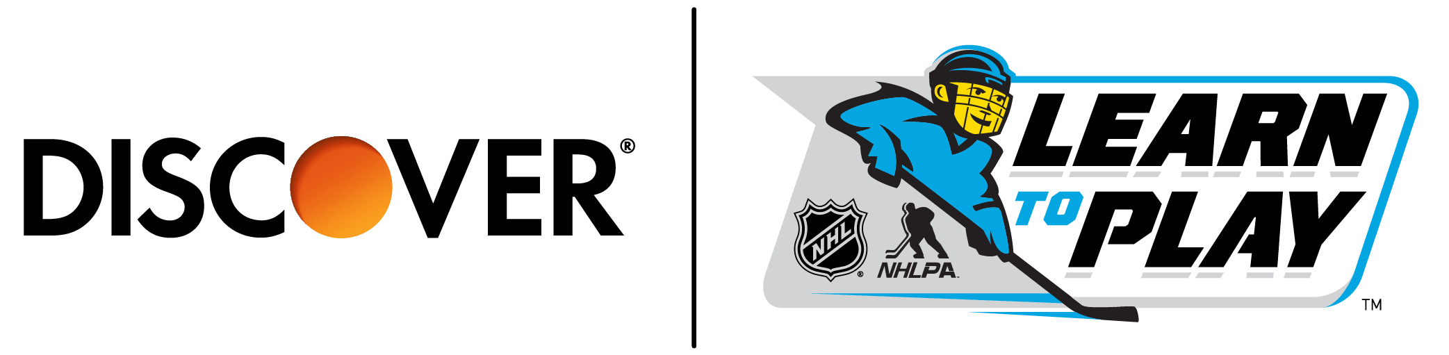 NHL LTP DISCOVER LOGO