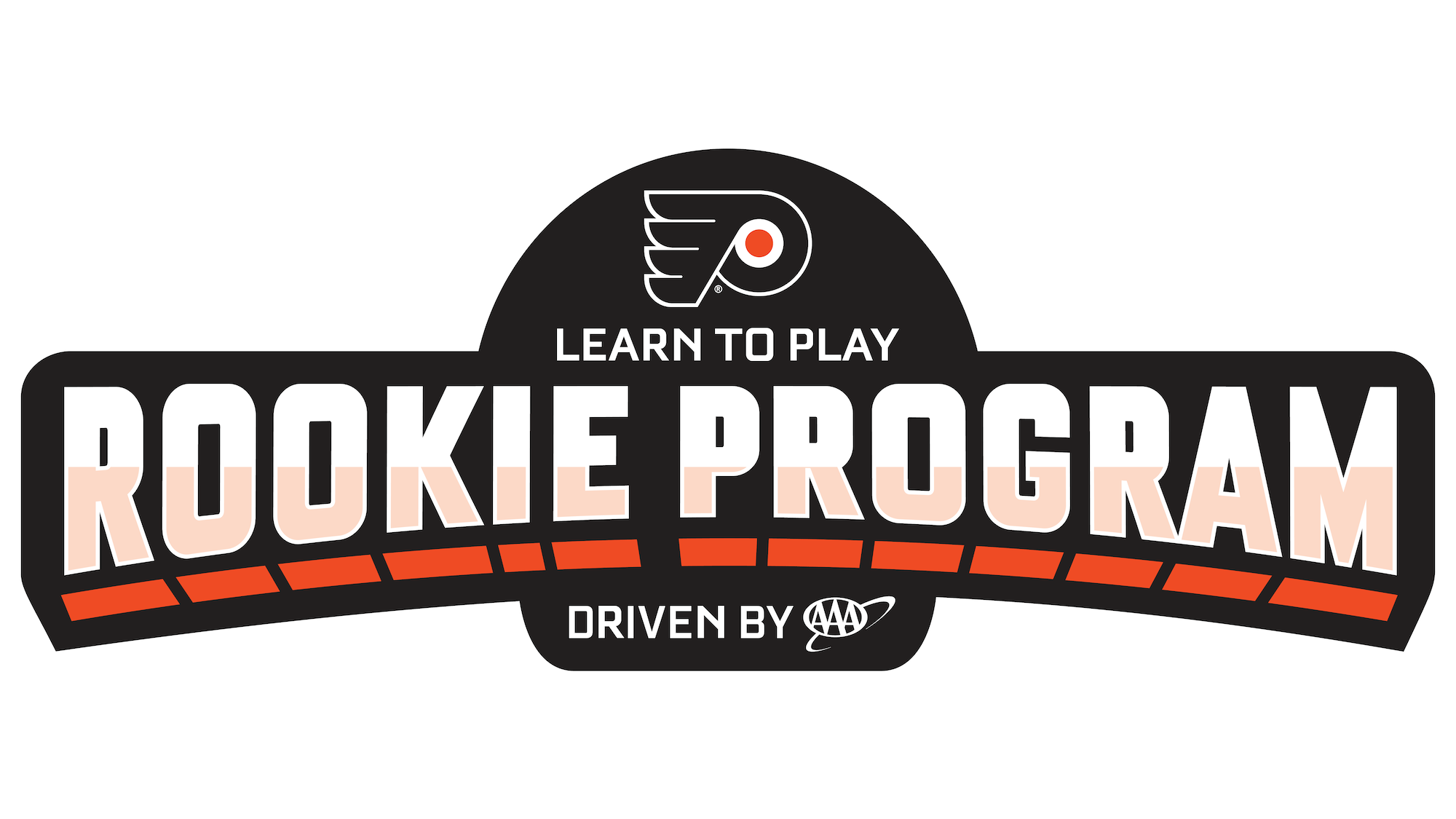 Rookie Program logo AAA